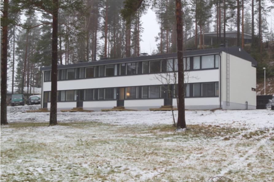 Villajokiranta Master Yhtiöt Oy, Paihola
