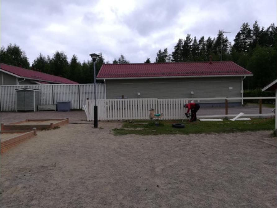 Päiväkoti Pesäpuu, Lehmo